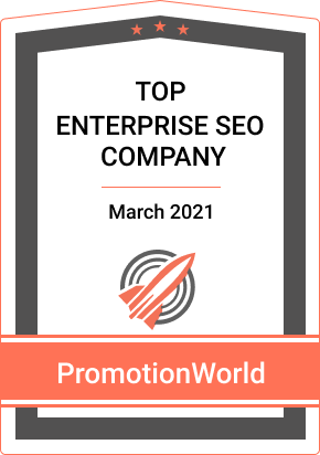Best Enterprise SEO Company for March 2021